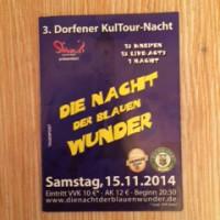 Plakat NdbW
